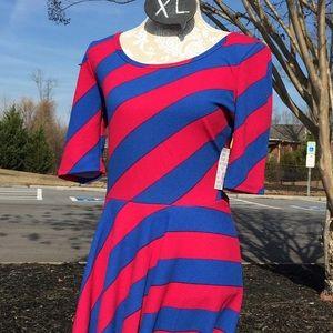 LuLaRoe Nichole dress. Xl. NWT. Accepting offers